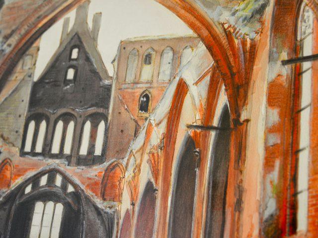 Fine art Russia, Kaliningrad art, Dimitrie Ross Art, Romanas Borisovas,