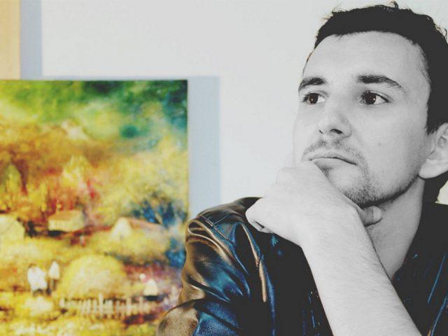 Kaliningrad Fine Art, Dimitrie Ross Art, Andrey Russov, Ross fine art,