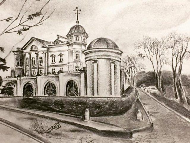 Kaliningrad art. Dimitrie Ross Art