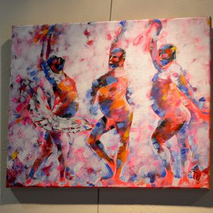 """""""Gala Dancers"""" – Dimitrie Ross"""