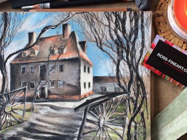 Kaliningrad Art. Dimitrie Ross