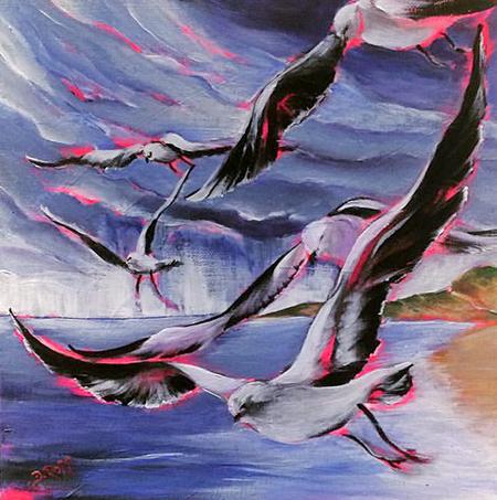 Dimitrie Ross Art