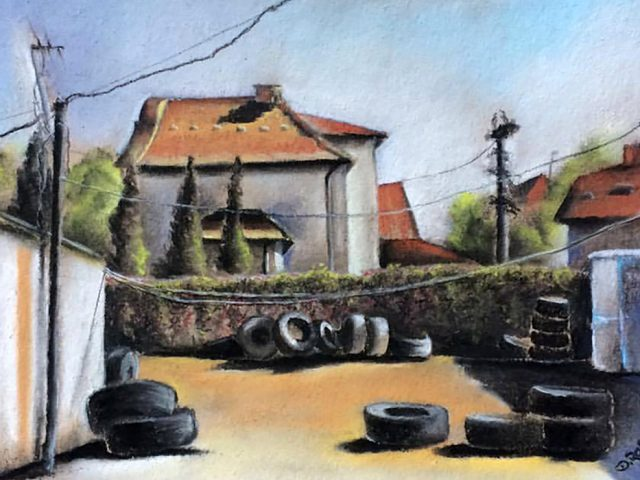 Fine art Kaliningrad Russia – Dimitrie Ross