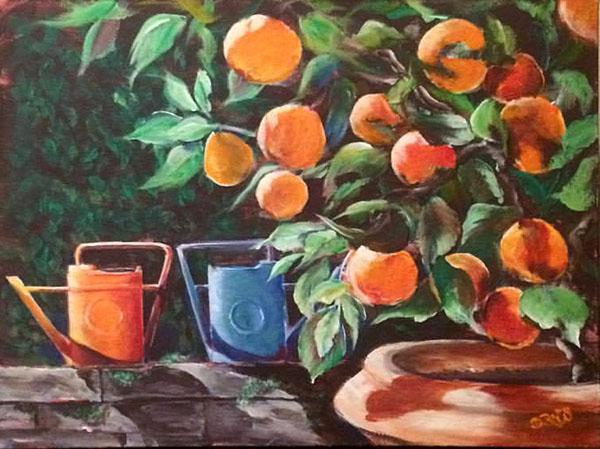 Italy in paintings. Dimitrie Ross Art
