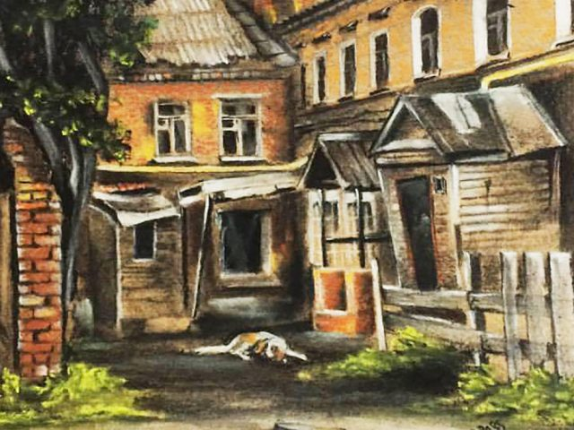 Art Kaliningrad - Dimitrie Ross
